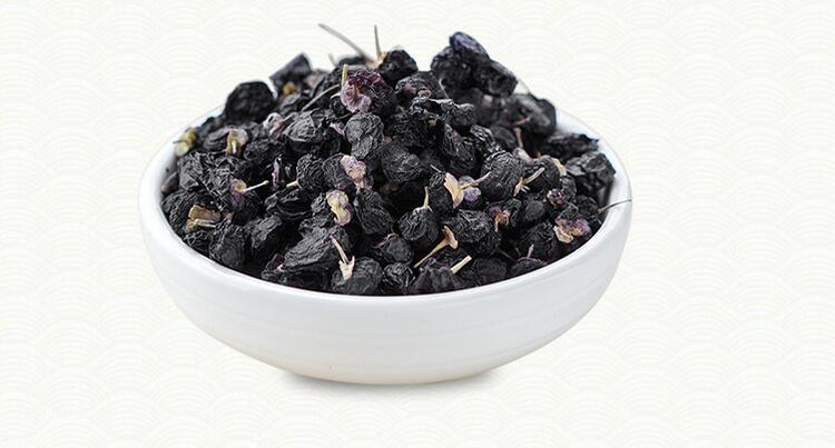Organic Black Wolfberry Chinese Black Wolfberry Dried Black